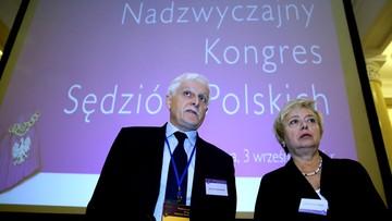 03-09-2016 17:52 Kongres Sędziów Polskich: przekazać nadzór administracyjny nad sądami I prezesowi SN