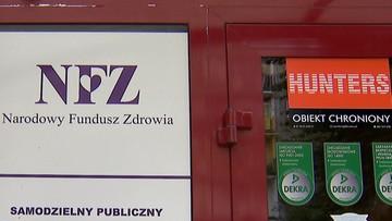 27-04-2017 14:43 RMF FM: kontrola NFZ w krakowskim szpitalu związana z lekarzem Jerzego Ziobry