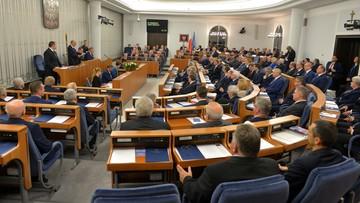 Rozpoczęło się pierwsze posiedzenie Senatu IX kadencji