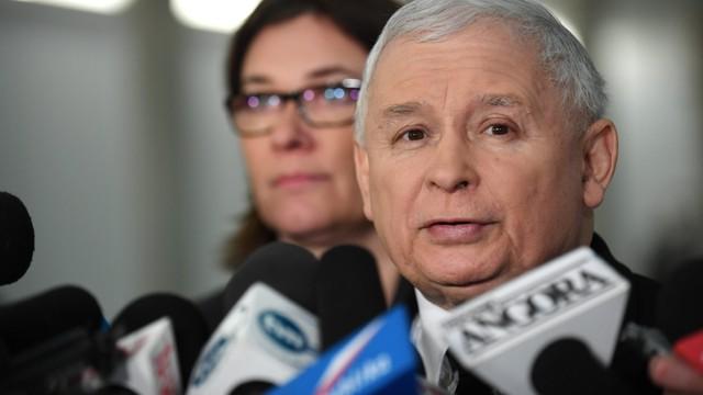 Kaczyński: PiS planuje zmianę w ordynacji przed wyborami samorządowymi