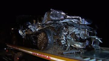 BMW zderzyło się z renault pod Kwidzynem. Cztery osoby nie żyją, trzy są ranne