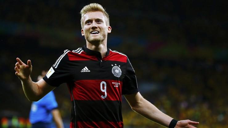 Niemcy bez Schuerrle w meczu z Irlandią