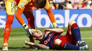 2015-11-20 El Clasico: Kibice Barcy nie chcą, by Messi zagrał z Realem