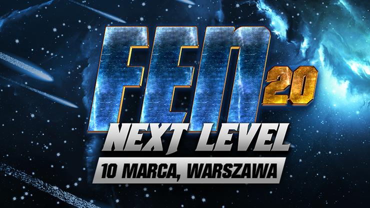 FEN 20: Next Level. Rusza sprzedaż biletów!