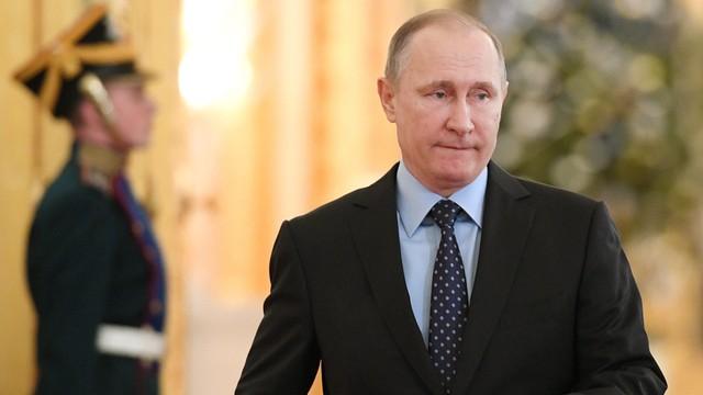 Putin: podpisano porozumienie w sprawie rozejmu w Syrii