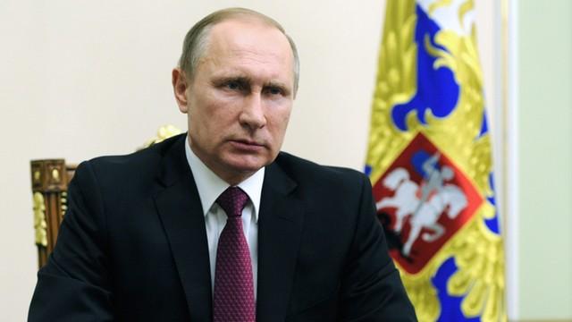 Putin: Uzgodnione z USA działania mogą odmienić sytuację w Syrii