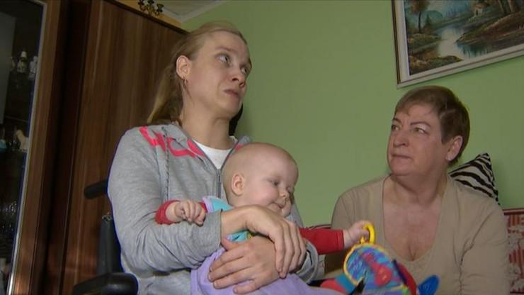 Dziecko niepełnosprawnej matki zostaje przy niej. Prezydent miasta obiecał pomoc