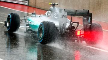 2015-10-25 Rosberg wystartuje z pole position w Austin
