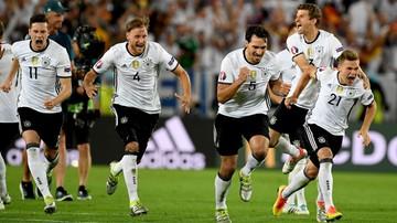 2016-07-02 Niemcy - Włochy: Skrót meczu Euro 2016 (WIDEO)
