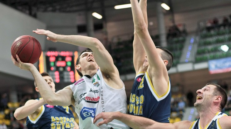 Basket Cup: Stelmet Zielona Góra w półfinale
