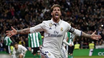 2017-03-12 Real wykorzystał potknięcie Barcelony. Betis bliski sprawienia sensacji