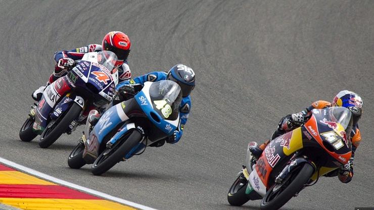 MotoGP odwiedzi Niemcy wcześniej