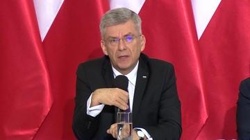 05-01-2017 17:42 Karczewski zaproponował, że zgłosi poprawki opozycji do budżetu