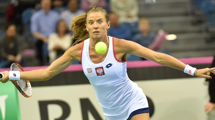 WTA w Brisbane: Rosolska odpadła w 1. rundzie debla