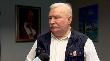 """01-09-2016 13:11 """"Jako katolik jestem zawsze gotowy do pojednania"""" - Wałęsa o uścisku dłoni z Andrzejem Dudą"""