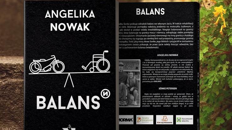 """Autorka książki """"Balans"""": To pozycja nie tylko dla fanów żużla"""