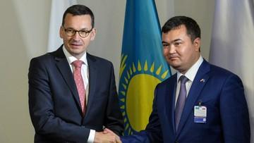 23-08-2016 06:59 Polski i kazachstański bank podpisały porozumienie na 300 mln dolarów
