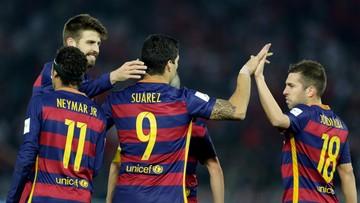 20-12-2015 13:47 Barcelona klubowym mistrzem świata. W finale pokonała River Plate 3:0