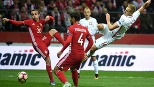 Polska wygrała z Armenią 2:1 w meczu eliminacji piłkarskich mistrzostw świata