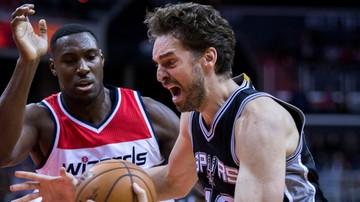 2016-12-21 NBA: Przedłuża się nieobecność kolegi Gortata
