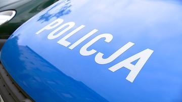 23-10-2017 22:40 Zderzenie pięciu aut pod Lubartowem. Cztery osoby ranne