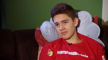 Dramat młodego piłkarza. Wpadł pod pociąg, stracił obie nogi