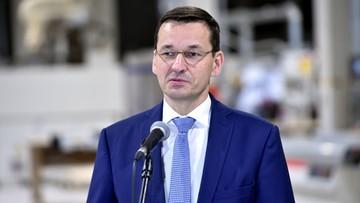 Morawiecki: Centralny Port Lotniczy może być komunikacyjnym sercem Polski