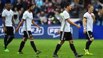 2015-11-14 Reprezentacja Niemiec zmieniła plany po zamachach we Francji