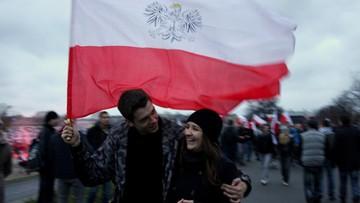 08-11-2016 05:59 17 manifestacji w Warszawie w Święto Niepodległości