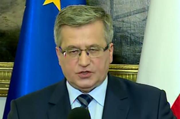 Interwencja prezydenta. Komorowski skłonił PKW do rezygnacji