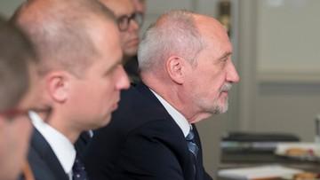 26-09-2017 08:39 Macierewicz: ponad rok temu zwracałem uwagę prezydentowi na pewne nieprawidłowości w BBN