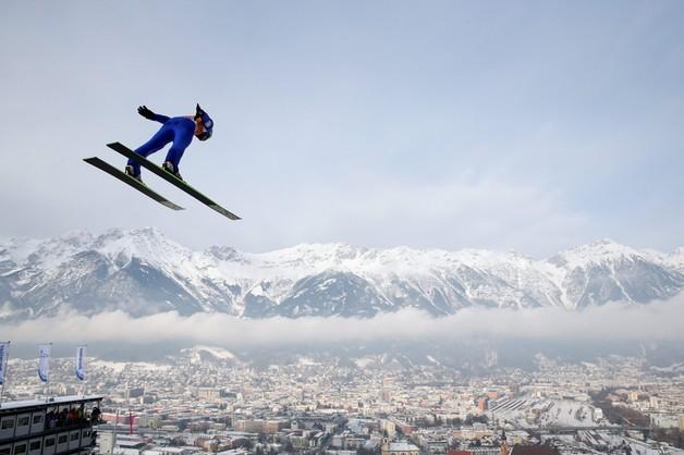 TCS - czterech Polaków wystąpi w Innsbrucku