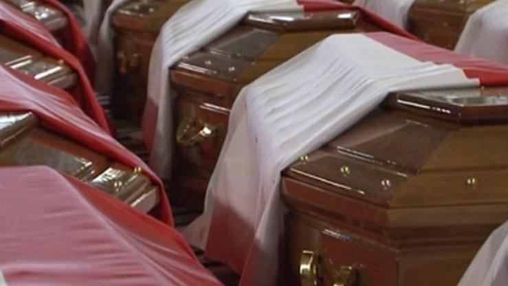Rosyjskie MSZ opublikowało dokument ws. identyfikacji ciał ofiar katastrofy smoleńskiej