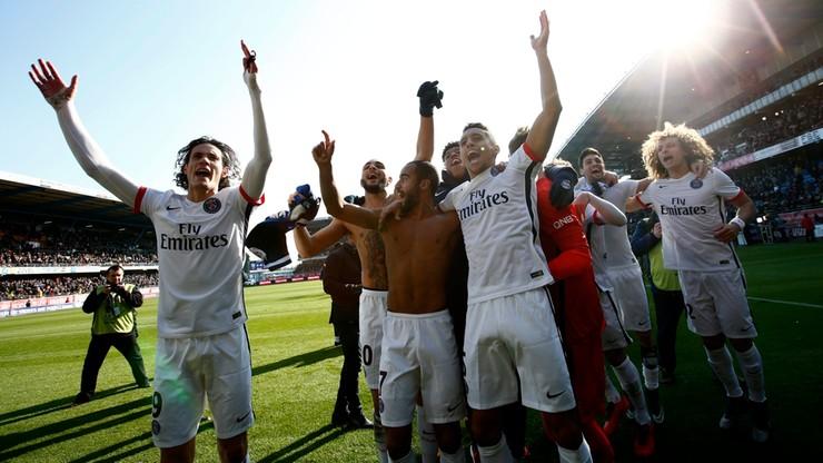 Czwarty z rzędu tytuł mistrzowski Paris Saint Germain