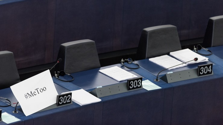 Parlament Europejski przyjął rezolucję w sprawie molestowania seksualnego