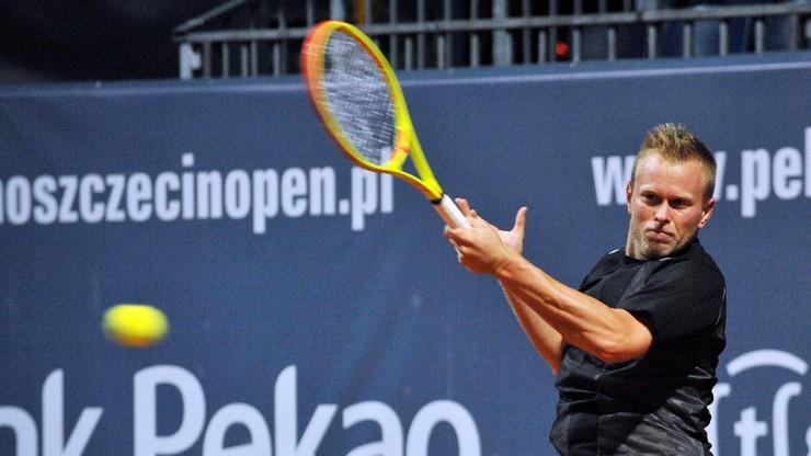 Pekao Szczecin Open: Komplet dzikich kart rozdany
