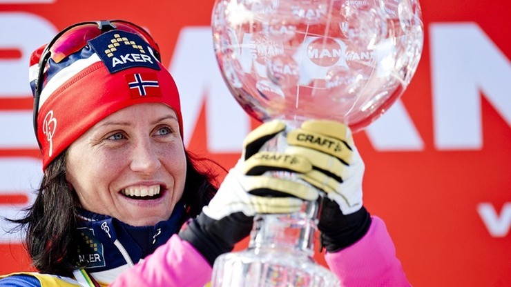 Bjoergen: Już wkrótce koniec z nartami!