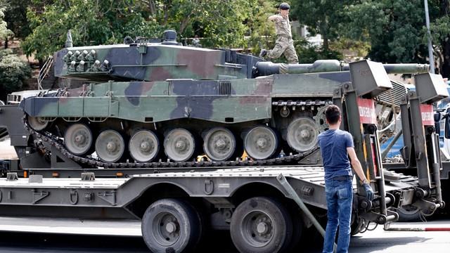 Turcja: Erdogan zapowiedział restrukturyzację armii