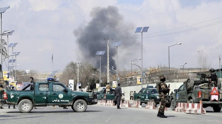 Atak na główny szpital wojskowy w Kabulu. Napastnicy przebrali się za lekarzy