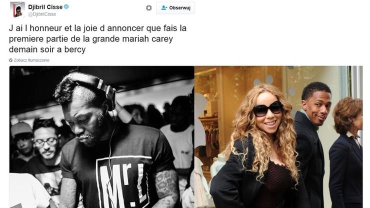 Były reprezentant Francji i Mariah Carey. Oto, co ich łączy