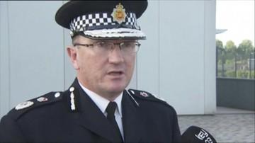 Ian Hopkins, komendant policji Manchesteru na temat zamachu