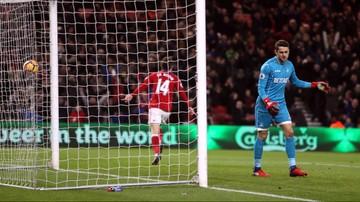 2016-12-17 Kolejna klęska drużyny Fabiańskiego. Heroiczna pogoń mistrzów Anglii