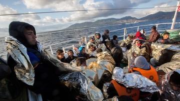10-03-2016 12:24 Turcja nie przyjmie migrantów, którzy już są w Grecji