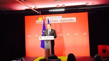 07-12-2015 05:20 Francja: socjaliści wycofają się z drugiej tury wyborów w dwóch kluczowych regionach