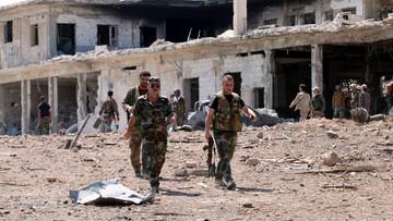 07-09-2016 15:11 Rosyjskie MSZ: działania Turcji mogą pogorszyć sytuację w Syrii