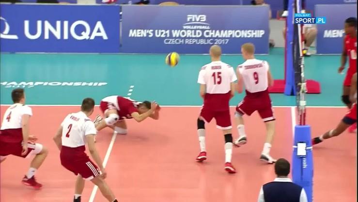 Spryt i szczęście w jednym. Polacy w finale mieli wszystko!