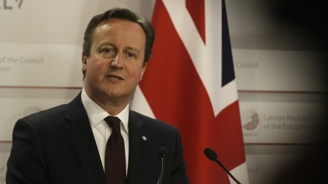 W.Brytania: Cameron świętuje 10. lat na czele Partii Konserwatywnej