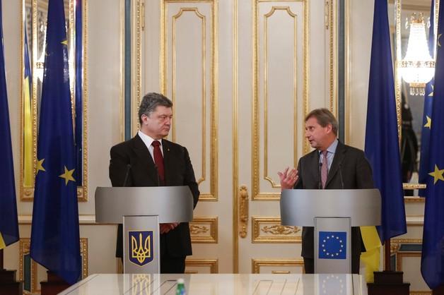 Misji pokojowej UE na Ukrainie raczej nie będzie