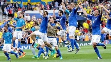 Włochy - Szwecja. Skrót meczu Euro 2016 (WIDEO)