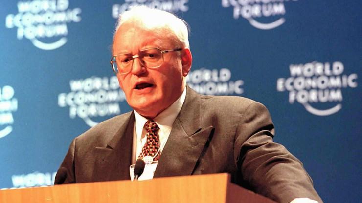 Nie żyje były prezydent Niemiec Roman Herzog